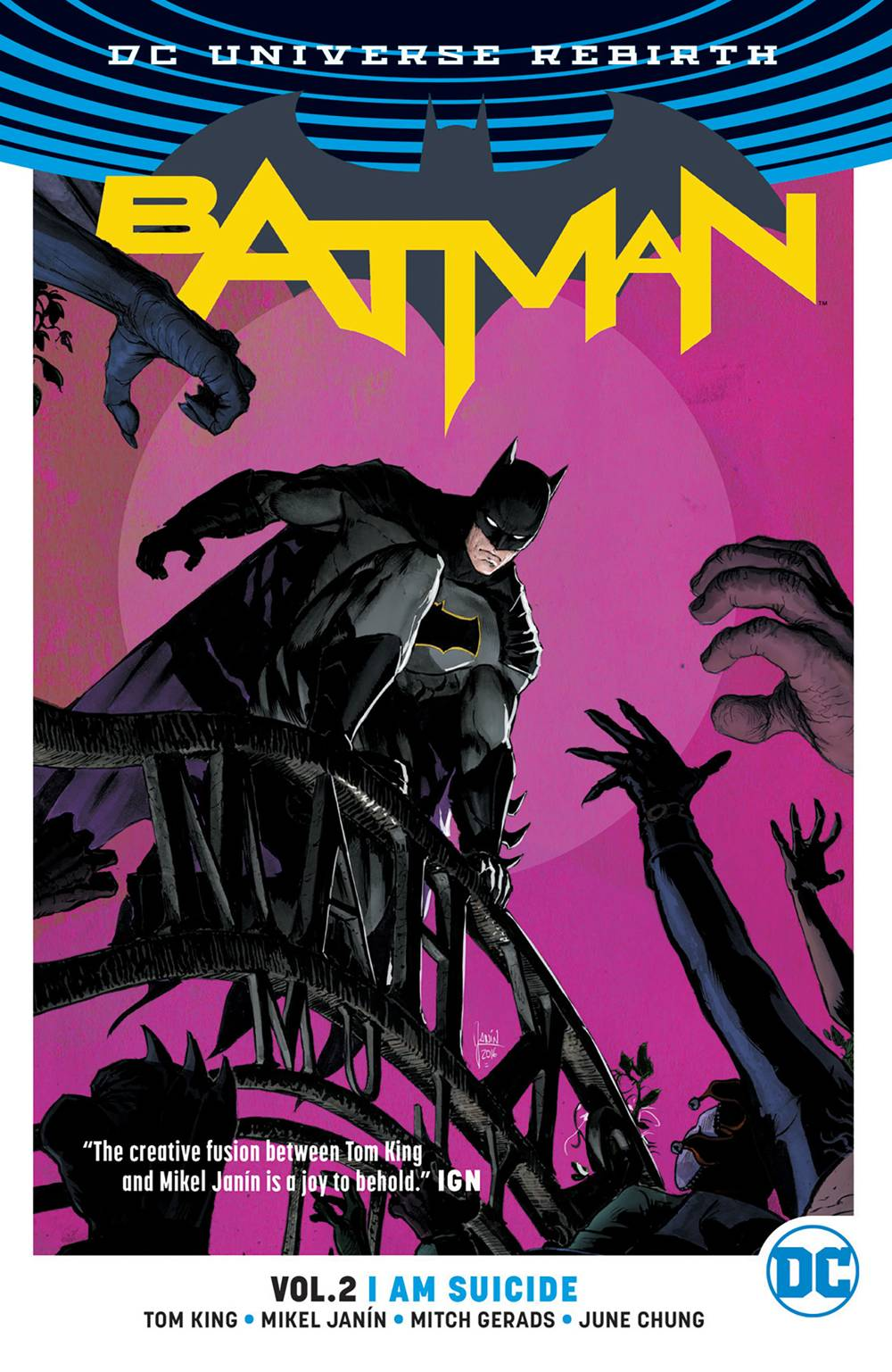 Batman (Vol. 3)  Vol. 02 TP