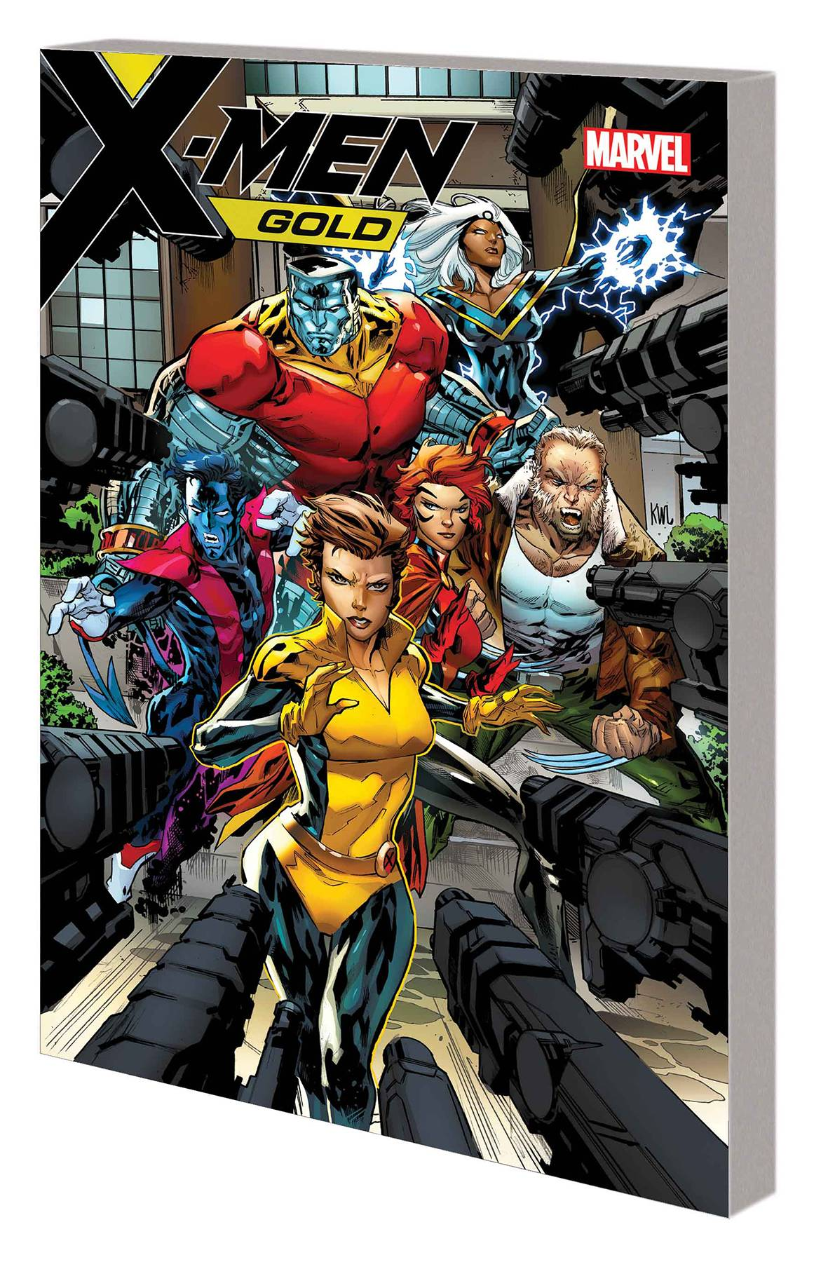 X-Men Gold  Vol. 02 TP