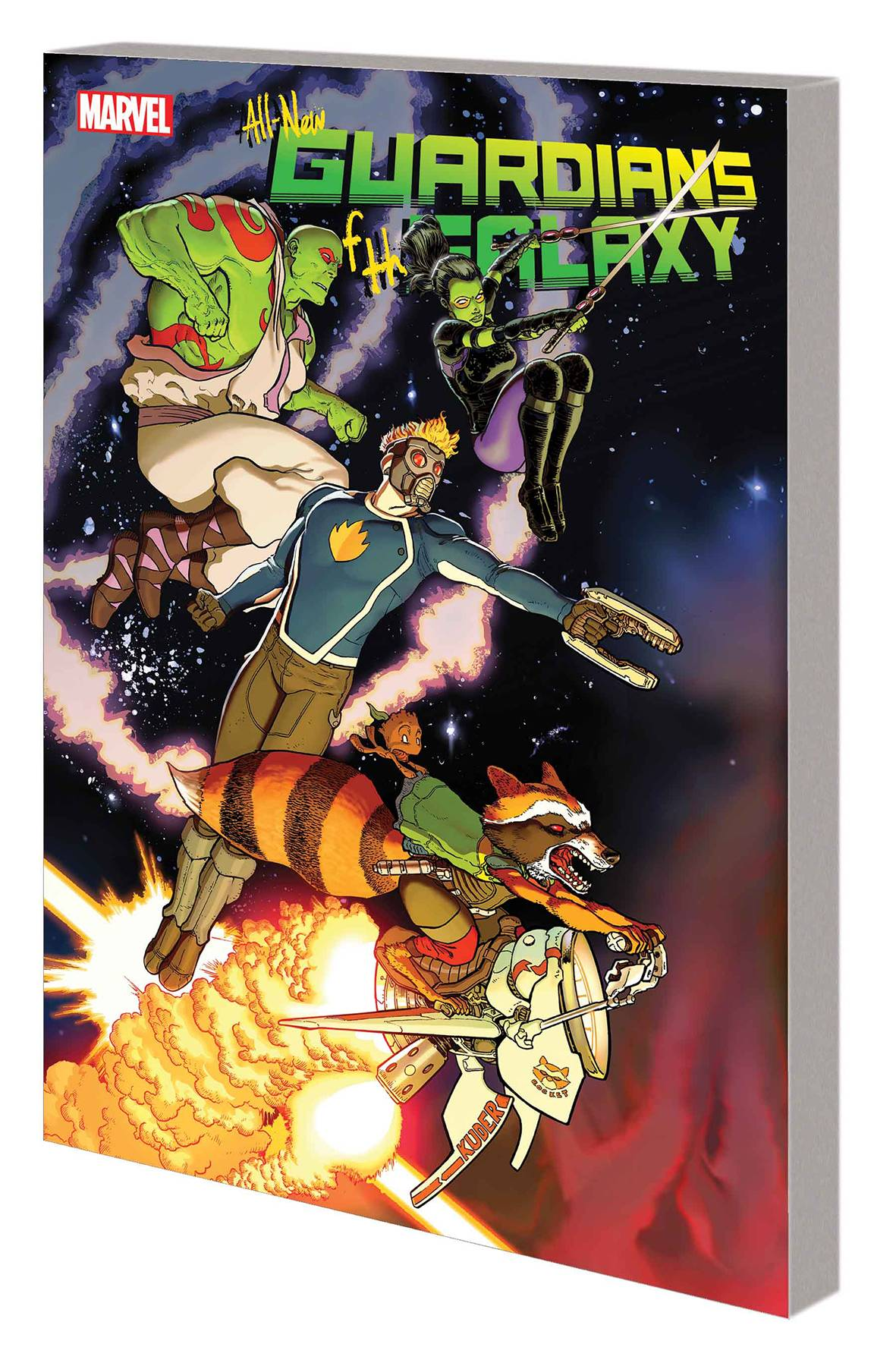 All New Guardians of the Galaxy  Vol. 01 TP