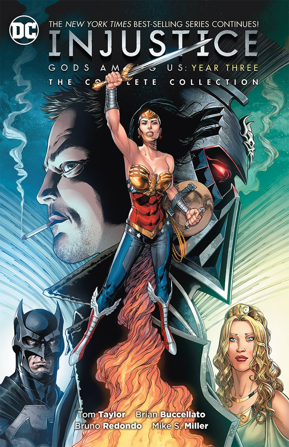 Injustice - Year Three  Vol. Complete Collection TP