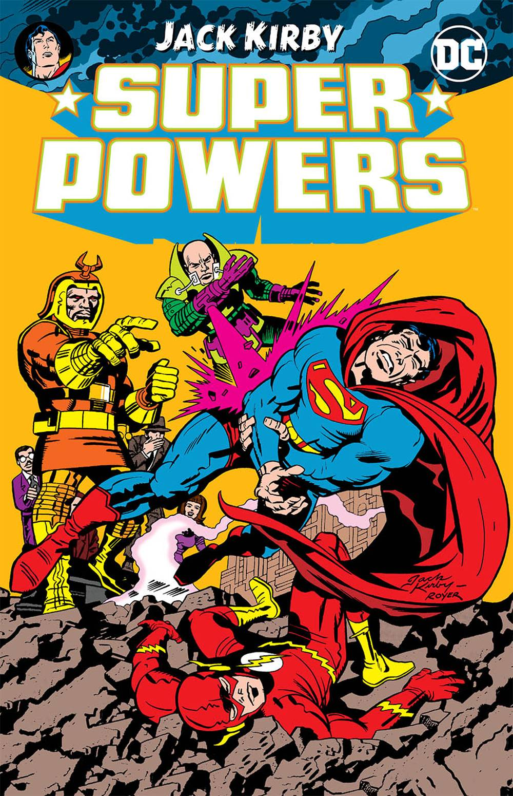 Super Powers by Kirby  Vol.  TP