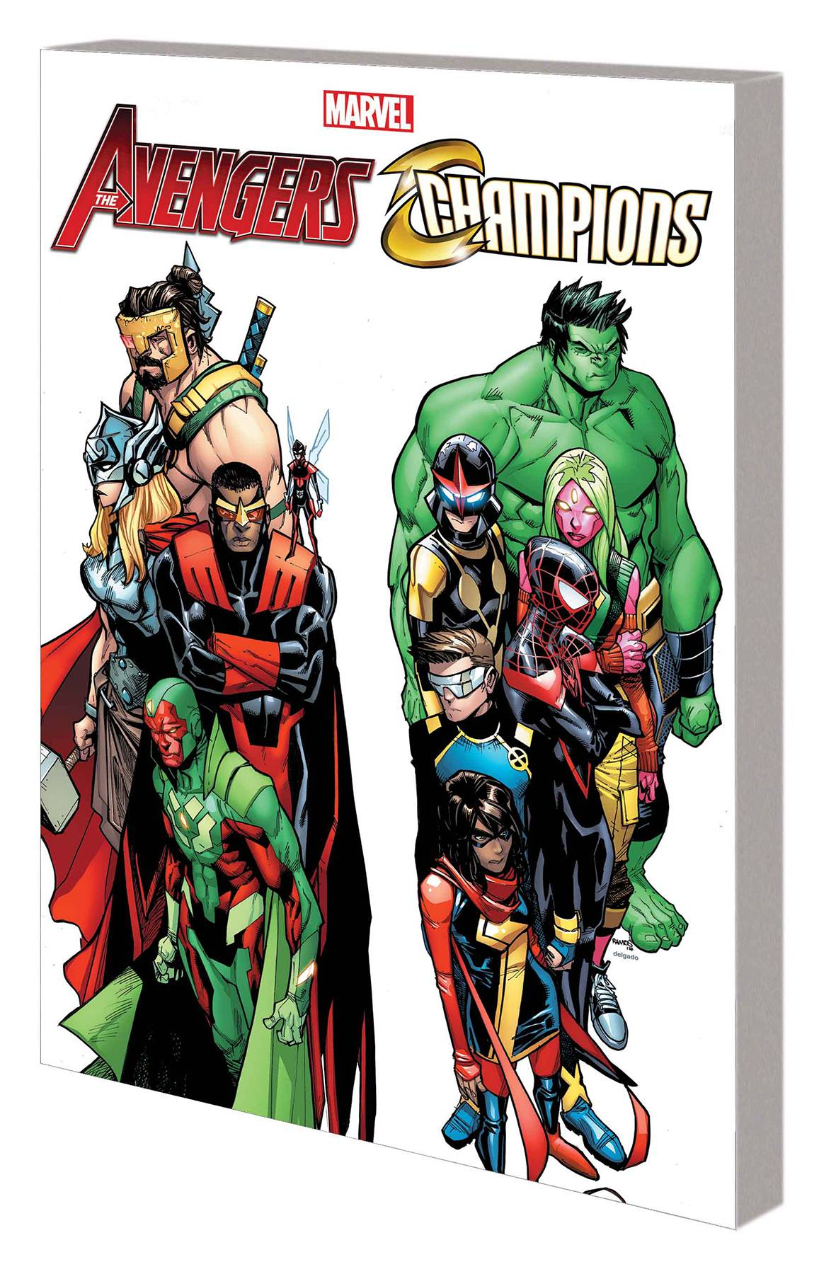 Avengers and Champions  Vol.  TP