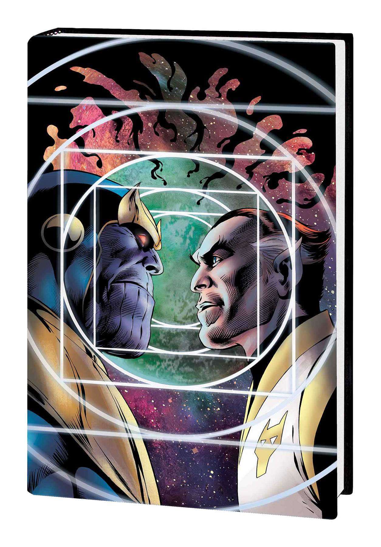 Thanos - Infinity Siblings  Vol.  HC