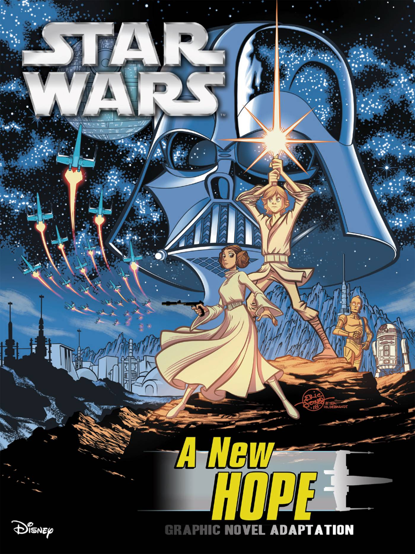 Star Wars  Vol. New Hope TP