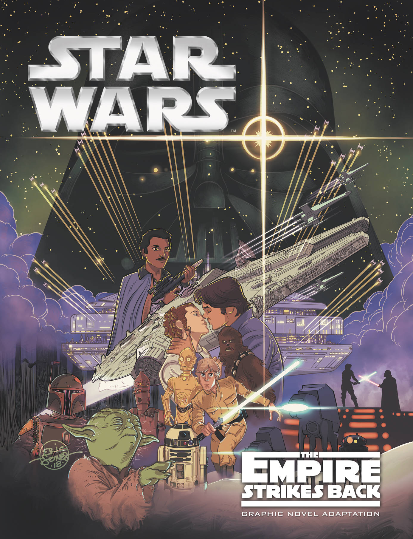 Star Wars Empire Strikes Back  Vol.  TP