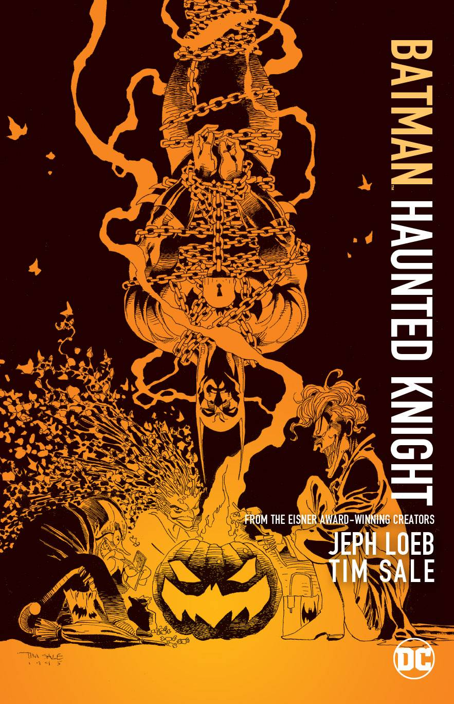 Batman: Haunted Knight  Vol. 01 TP