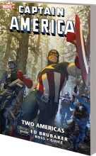 Captain America Two Americas  Vol.  TP Super Sale