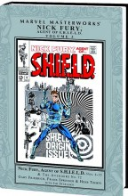 MMW - Nick Fury Agent of SHIELD  Vol. 03 HC