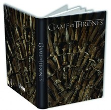 Game of Thrones (MR) - Journal  Vol. Throne TP
