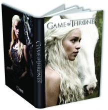 Game of Thrones (MR) - Journal  Vol. Daenerys TP
