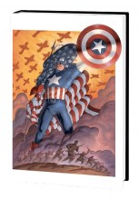 Captain America (Vol 4)  Vol. 01 HC Super Sale
