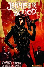 Jennifer Blood  Vol. 01 TP