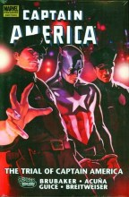 Captain America: Trial of Captain America  Vol.  HC Super Sale