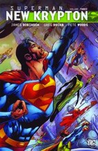 Superman New Krypton  Vol. 03 HC Super Sale