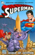Superman - World of Krypton  Vol.  TP Super Sale