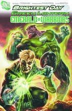 Green Lantern Emerald Warriors  Vol. 01 HC Super Sale