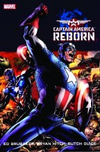 Captain America Reborn  Vol.  TP Super Sale