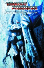 Transformers: Monstrosity (4P Ms)  Vol.  TP