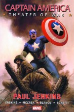 CAPTAIN AMERICA Theater of War  Vol.  TP