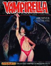 Vampirella - Archives  Vol. 05 HC
