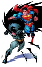Superman And Batman  Vol. 01 TP