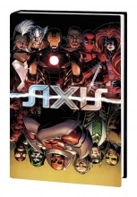 Avengers and X-Men Axis  Vol.  HC