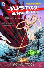 Justice League of America (Vol 3)  Vol. 02 TP