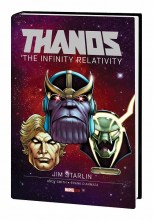 Thanos - Infinity Relativity  Vol.  HC
