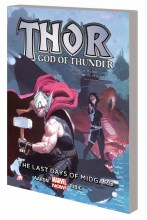 Thor: God of Thunder  Vol. 04 TP