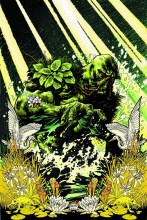 Swamp Thing by Scott Snyder  Vol. Deluxe Edition HC