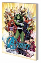 A-Force  Vol. 00 TP