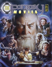 Top 100 Fantasy Movies  Vol.  SC Book