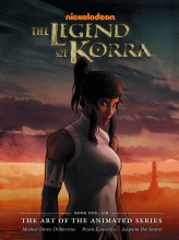 Legend Korra - Art of the Animated Series  Vol. 01 HC