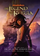 Legend Korra - Art of the Animated Series  Vol. 03 HC