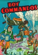 Boy Commandos  Vol. 02 HC