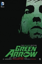 Green Arrow By Jeff Lemire  Vol.  DLX HC