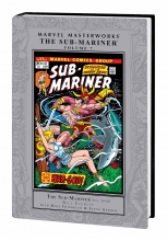 MMW - Sub-Mariner  Vol. 07 HC