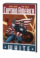 Captain America - White (5P Ms)  Vol.  HC