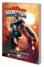All New Captain America  Vol. 01 TP
