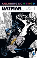Coloring DC  Vol. Batman Hush TP