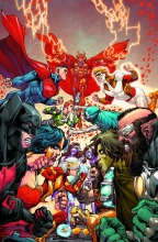 Justice League 3001  Vol. 01 TP