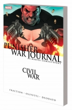 Civil War - Punisher War Journal  Vol.  TP