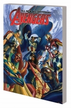 All New All Different Avengers  Vol.  TP