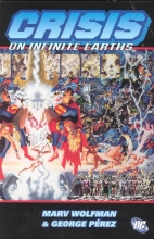 Crisis On Infinite Earths (12P Ms)  Vol.  TP