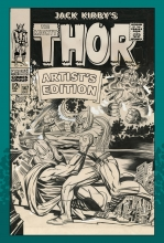 Jack Kirby - Mighty Thor - Artist Edition  Vol.  HC