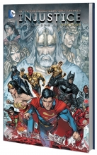 Injustice - Year Four  Vol. 01 TP