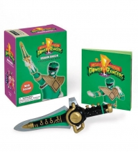 Mighty Morphin Power Rangers  Vol. Dragon Dagger and Book Kit TP Digest