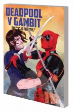 Deadpool Vs Gambit (5P Ms)  Vol.  TP