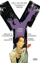 Y The Last Man  Vol. 04 TP