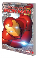 Invincible Iron Man (Vol. 3)  Vol. 01